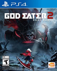 GOD EATER 2 RAGE BURST | PS4 PRE-OWNED