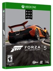 FORZA MOTORSPORT 5 | XBOX ONE PRE-OWNED