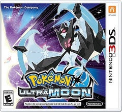 POKEMON ULTRA MOON | 3DS PRE-OWNED