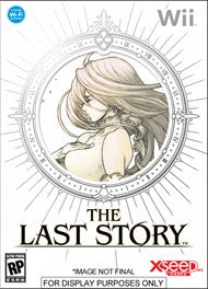 THE LAST STORY | WII PRE-OWNED
