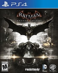 BATMAN ARKHAM KNIGHT | PS4 PRE-OWNED