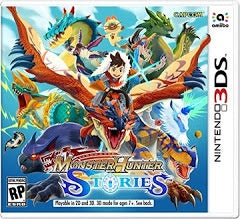MONSTER HUNTER STORIES | 3DS PRE-OWNED