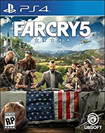 FAR CRY 5 | PS4 PRE-OWNED