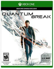 QUANTUM BREAK | XBOX ONE PRE-OWNED