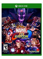 MARVEL VS CAPCOM INFINITE | XBOX ONE PRE-OWNED