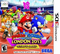 MARIO & SONIC AT THE LONDON 2012 OLYMPIC GAMES | 3DS PRE-OWNED