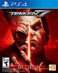 TEKKEN 7 | PS4 PRE-OWNED