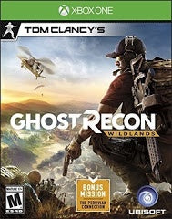 GHOST RECON WILDLANDS | XBOX ONE PRE-OWNED