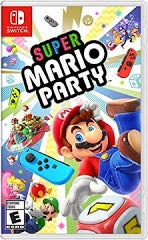 SUPER MARIO PARTY | SWITCH PRE-OWNED