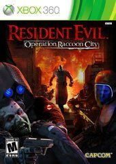 RESIDENT EVIL: OPERATION RACCOON CITY | XBOX 360 PRE-OWNED