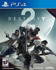 DESTINY 2 | PS4 PRE-OWNED