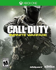 CALL OF DUTY: INFINITE WARFARE | XBOX ONE PRE-OWNED