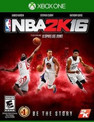NBA 2K16 | XBOX ONE PRE-OWNED