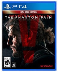 METAL GEAR SOLID V: THE PHANTOM PAIN | PS4 PRE-OWNED