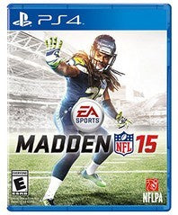MADDEN NFL 15 | PS4 PRE-OWNED