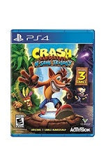 CRASH BANDICOOT N. SANE TRILOGY | PS4 PRE-OWNED