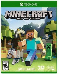 MINECRAFT | XBOX ONE NEW