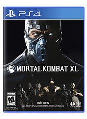 MORTAL KOMBAT XL | PS4 PRE-OWNED