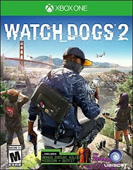 WATCH DOGS 2 | XBOX ONE PRE-OWNED