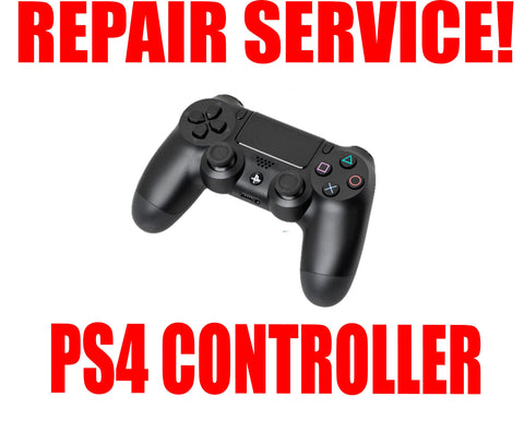PS4 CONTROLLER SPRING REPAIR SERVICE