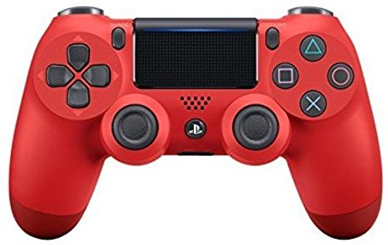 DUALSHOCK 4  CONTROLLER - RED | PS4 NEW