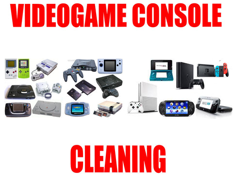 CONSOLE CLEANING SERVICE