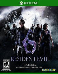 RESIDENT EVIL 6 | XBOX ONE PRE-OWNED