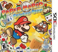 PAPER MARIO STICKER STAR | 3DS PRE-OWNED