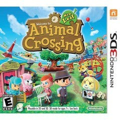 ANIMAL CROSSING NEW LEAF | 3DS PRE-OWNED