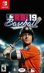 RBI 19 BASEBALL | SWITCH PRE-OWNED