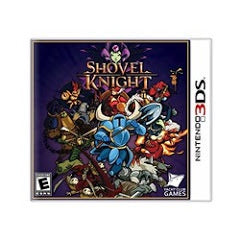 SHOVEL KNIGHT | 3DS PRE-OWNED