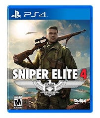 SNIPER ELITE 4 | PS4 PRE-OWNED