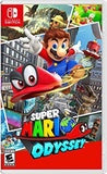SUPER MARIO ODYSSEY | SWITCH PRE-OWNED