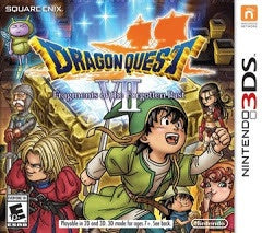 DRAGON QUEST VII FRAGMENTS OF THE FORGOTTEN PAST | 3DS PRE-OWNED