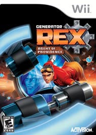 GENERATOR REX | WII PRE-OWNED