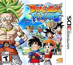DRAGON BALL FUSIONS | 3DS PRE-OWNED