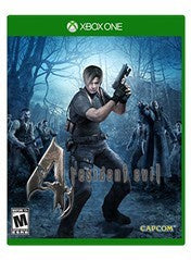 RESIDENT EVIL 4 | XBOX ONE PRE-OWNED