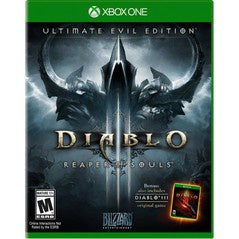DIABLO III: ULTIMATE EVIL EDITION | XBOX ONE PRE-OWNED