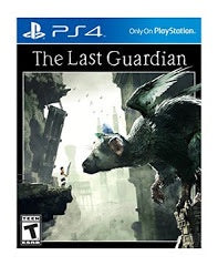 THE LAST GUARDIAN | PS4 PRE-OWNED