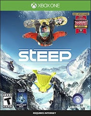 STEEP | XBOX ONE PRE-OWNED