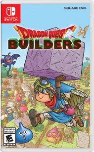 DRAGON QUEST BUILDERS | SWITCH PRE-OWNED