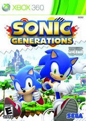 SONIC GENERATIONS | XBOX 360 PRE-OWNED