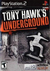 TONY HAWK'S UNDERGROUND | PS2 PRE-OWNED
