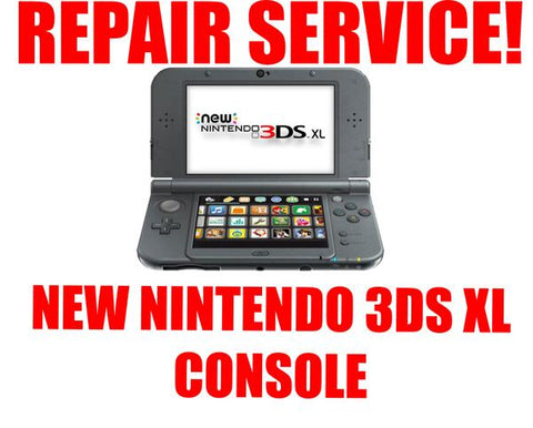 *NEW* 3DS XL REPAIR SERVICE