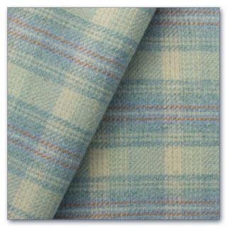 Blue & Yellow Plaid wool