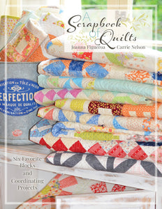 A Scrapbook of Quilts book