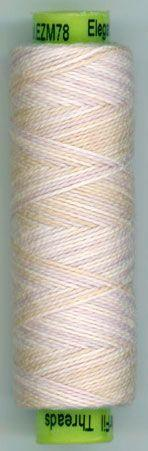 Eleganza Variegated #8 - EZM78 Ginned Cotton