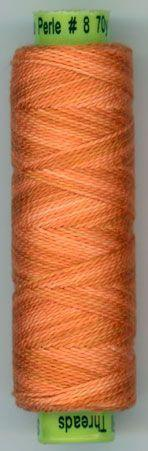Eleganza Variegated #8 - EZM90 Pumpkin Rinds