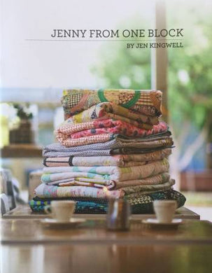 Jenny From One Block book