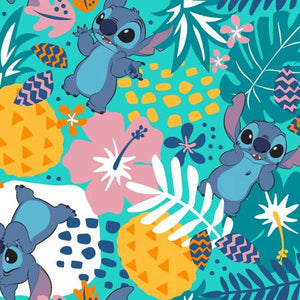 Stitch in the Jungle